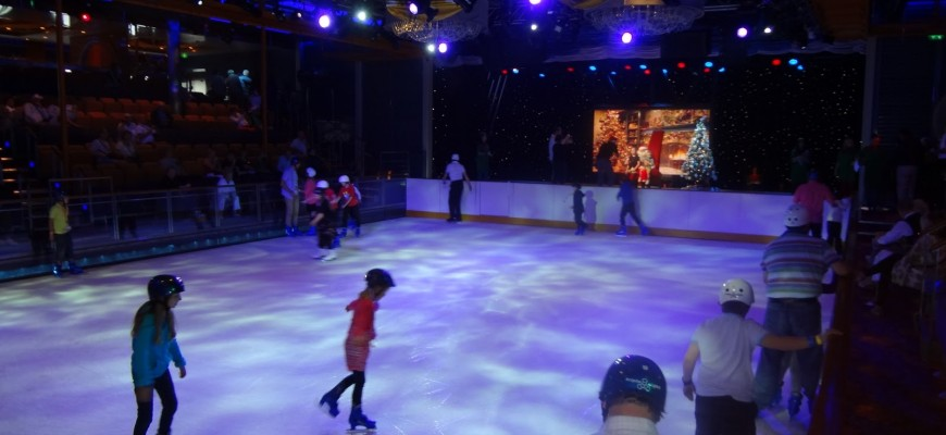 IOTS ice rink