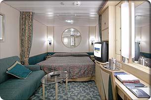 Navigator OTS interior